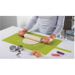 Suprafata silicon pentru lucru roll up baking