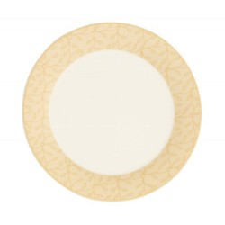 Farfurie desert coffe plate 21 cm caffe club floral vanille, cod 207387