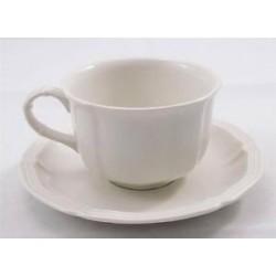 Ceasca ceai cu farfurie manoir