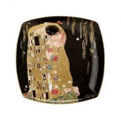 Platou desert The Kiss Gustav Klimt