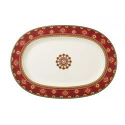 Platou oval Samarkand Rubin, cod 223141