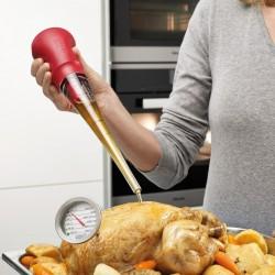 Set friptura pompa si termometru