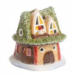 Decoratiune portelan Dwarfs house Fairytale park