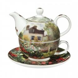 Set ceainic si ceasca The Artist House