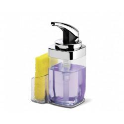 Dispenser detergent vase cu suport burete