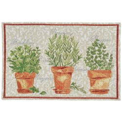 Placemat individual gobelin Herbs 32x48-105120