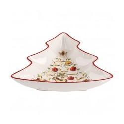Winter Bakery Delight bowl tree small