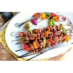 Set 4 piese frigarui- Shesh kebab skewers