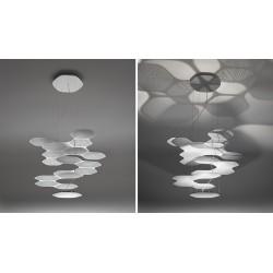 Lampa de suspensie Space Cloud LED S Grey Artemide