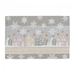 Placemat individual Winter Light 32x48 cm