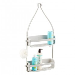Organizator Baie Flex Shower caddy grey