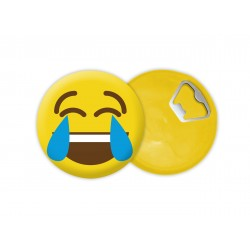 Desfacator sticle cu emoticon- FID 181