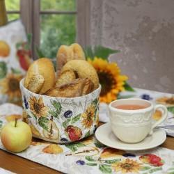 Cos pentru paine Sweet Fruits