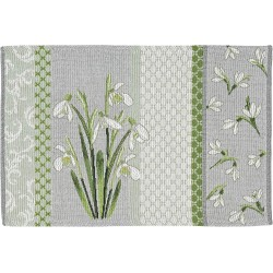 Placemat individual Snowdrops 75664 Fb.40
