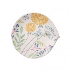 Farfurie intinsa pentru mic dejun,desert,Flow Couture-358027
