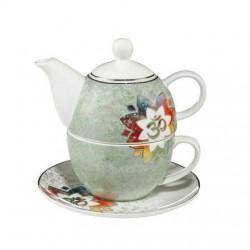 Ceainic Lotus Green pentru o persoana-Goebel-332685