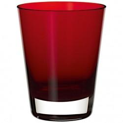Pahar rosu apa/suc, tumbler red,colour concept-160927