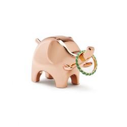 Suport bijuterii in forma de elefant, Anigram Elephant, cupru-299114